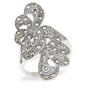 Vintage Marcasite Ring Jewelry What's So Special About it 001