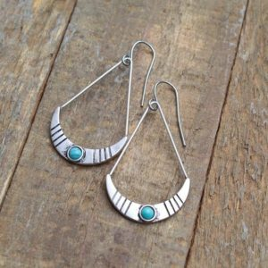 silver and turquoise jewelry